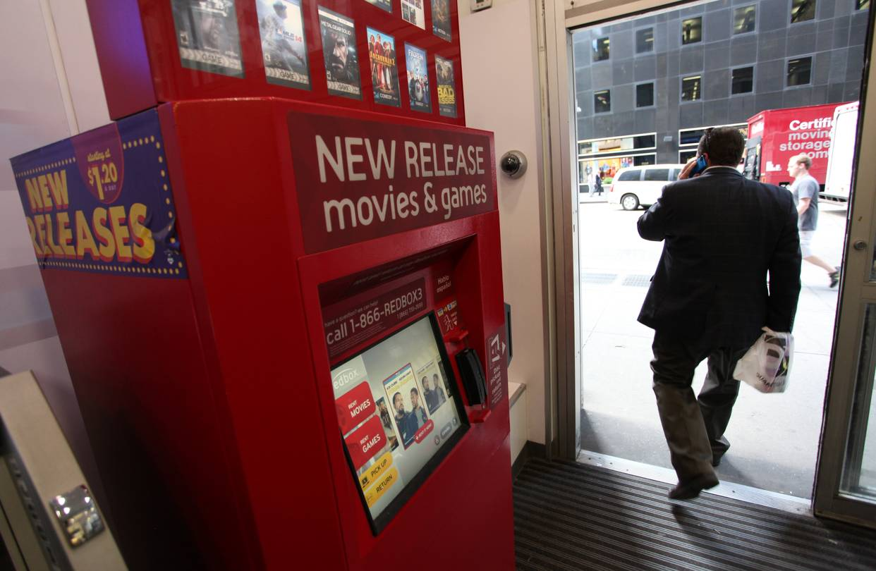 Disney Suing Redbox for Selling Their Digital Download Codes