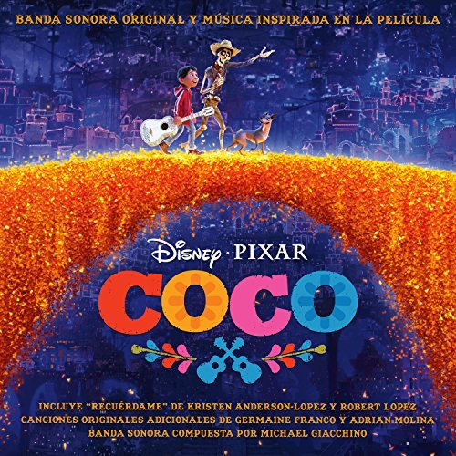 """Soundtrack Review: """"Coco"""""""