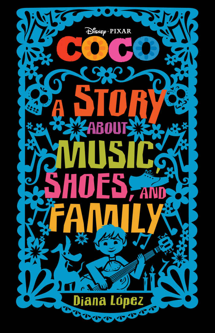 """Book Review - """"Coco: A Story About Music, Shoes, and Family"""" by Diana Lopez"""
