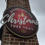 A Walk Through the 2017 Disney Springs Christmas Tree Trail