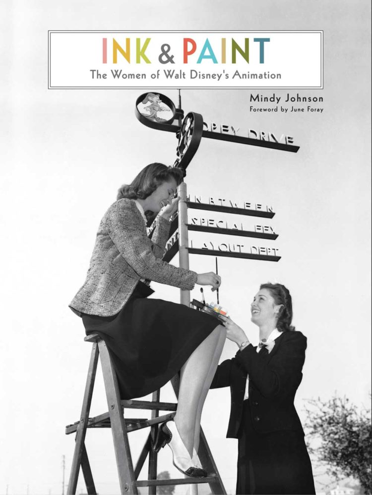 """Book Review - """"Ink & Paint: The Women of Walt Disney's Animation"""""""