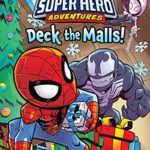 Book Review – Marvel Superhero Adventures: Deck the Malls!