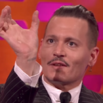 "Johnny Depp Discusses Disneyland ""Pirates"" Stunt on Graham Norton Show"