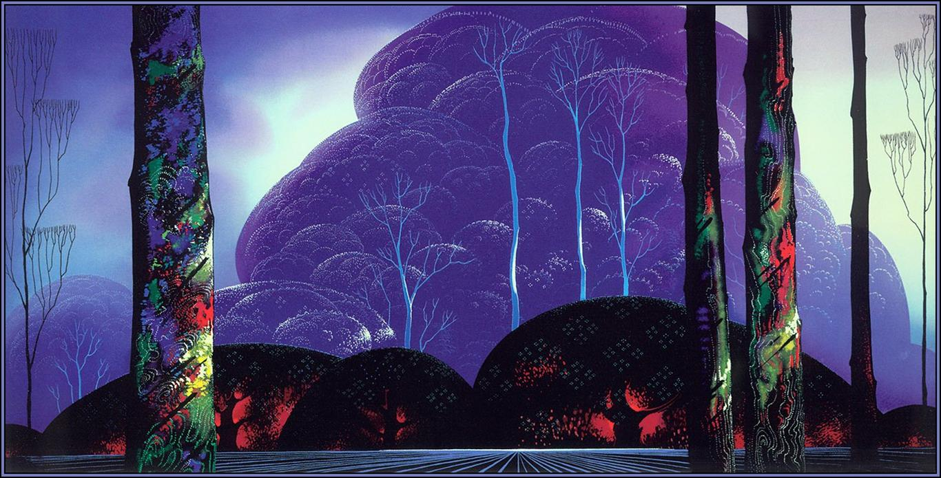 WDFM Event Recap: Eyvind Earle's Influence on Frozen and Pocahontas