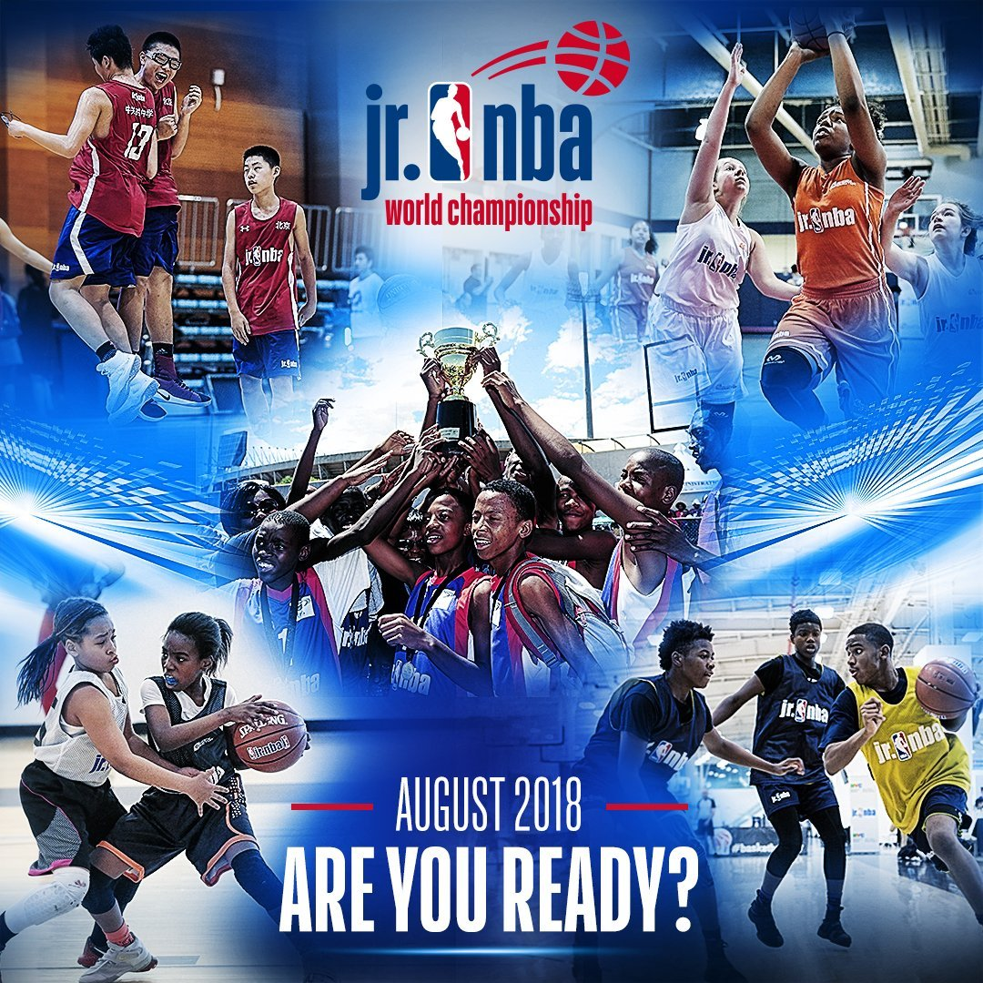 Disney World to Host Jr. NBA World Championship