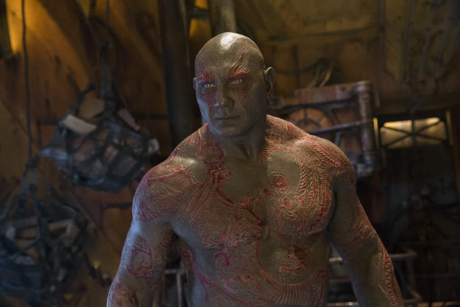 Guardians of the Galaxy Vol. 2 On Makeup and Hairstyling Oscar Shortlist