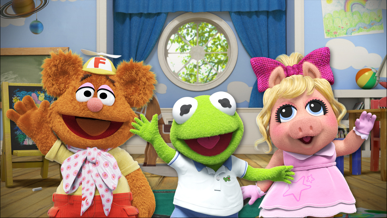 "TV Review: Disney Junior's ""Muppet Babies"""