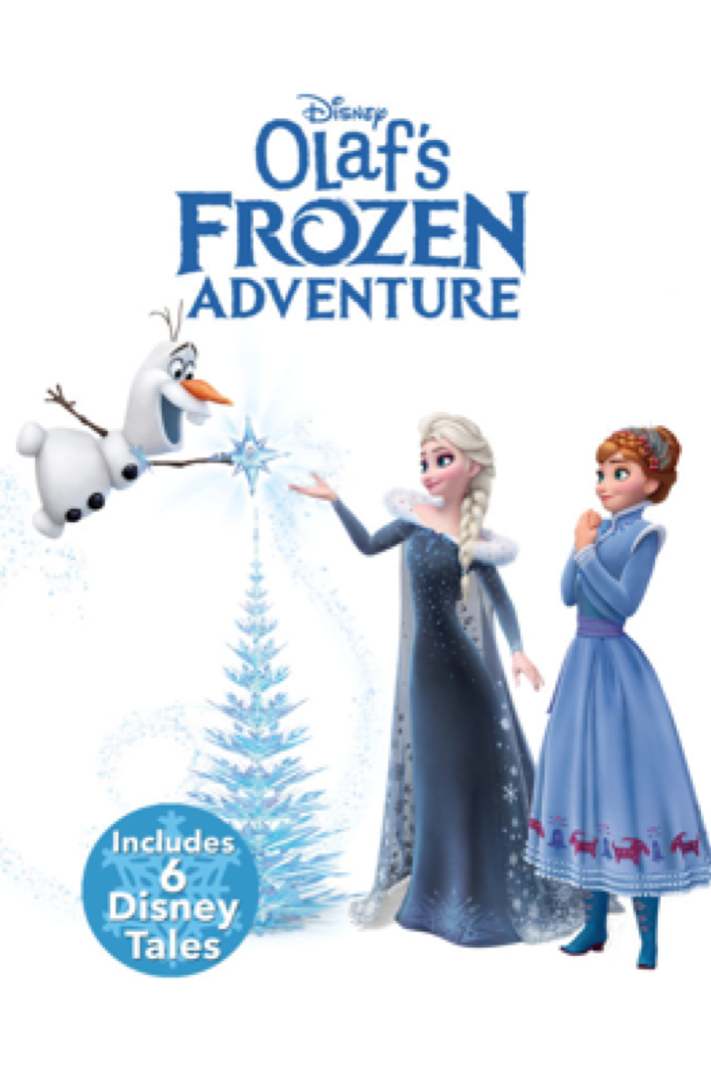 Digital Review: Olaf's Frozen Adventure - Includes 6 Disney Tales