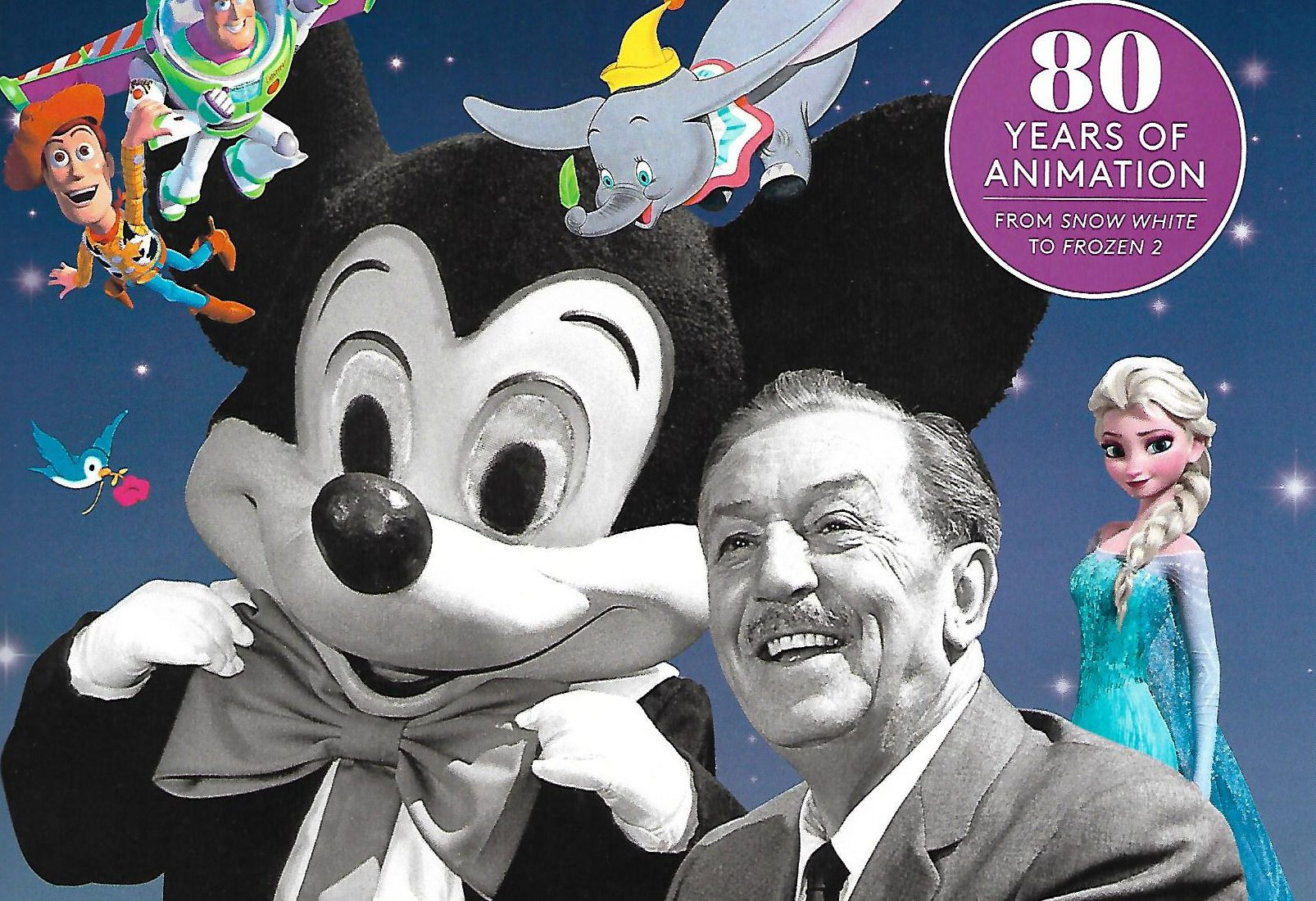 """Last Minute Gift Idea — """"The Wonder of Disney: 80 Years of Animation"""""""