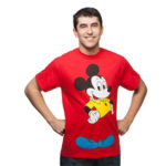 Mickey Mouse Meets Marty McFly in This Mashup Tee