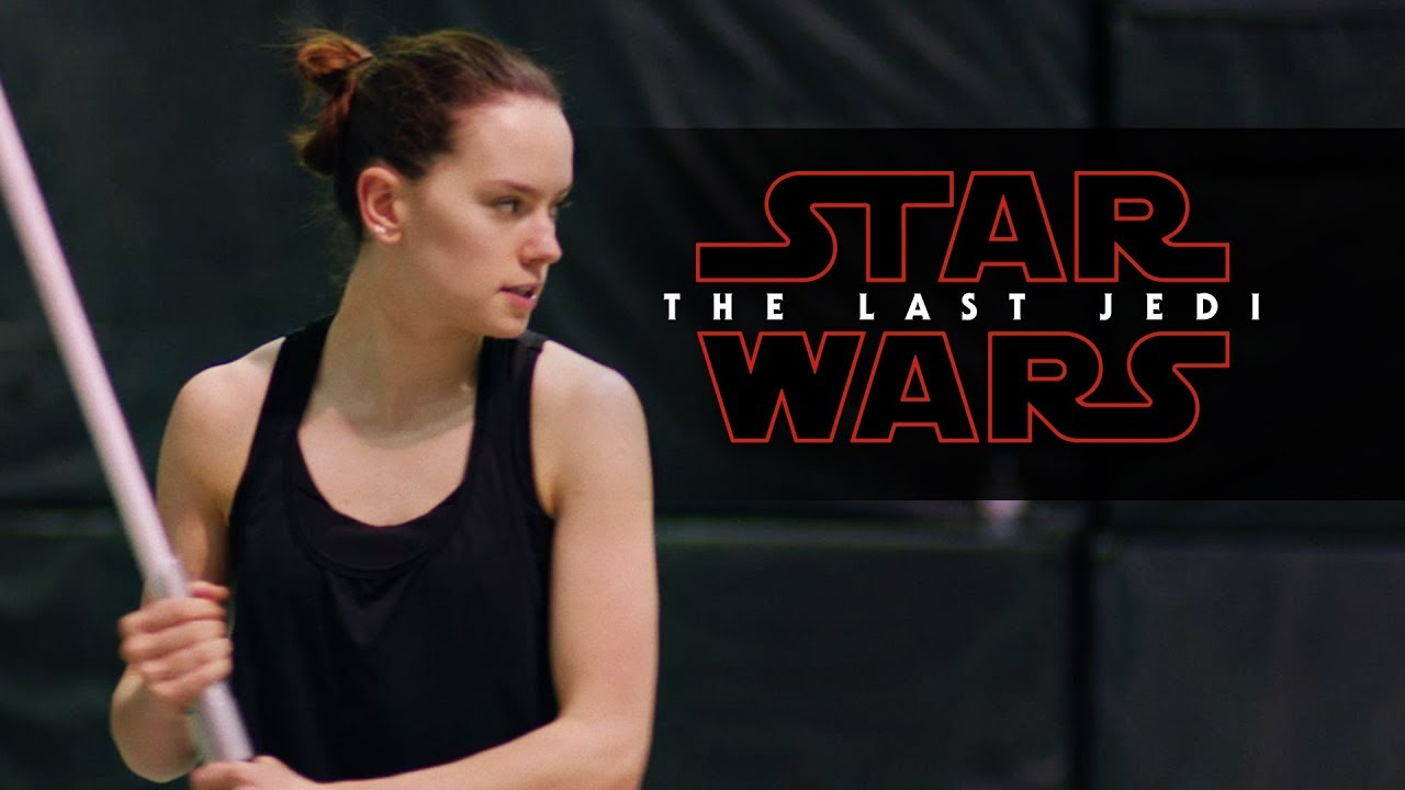 "See Cast of ""The Last Jedi"" Train for Their Roles"