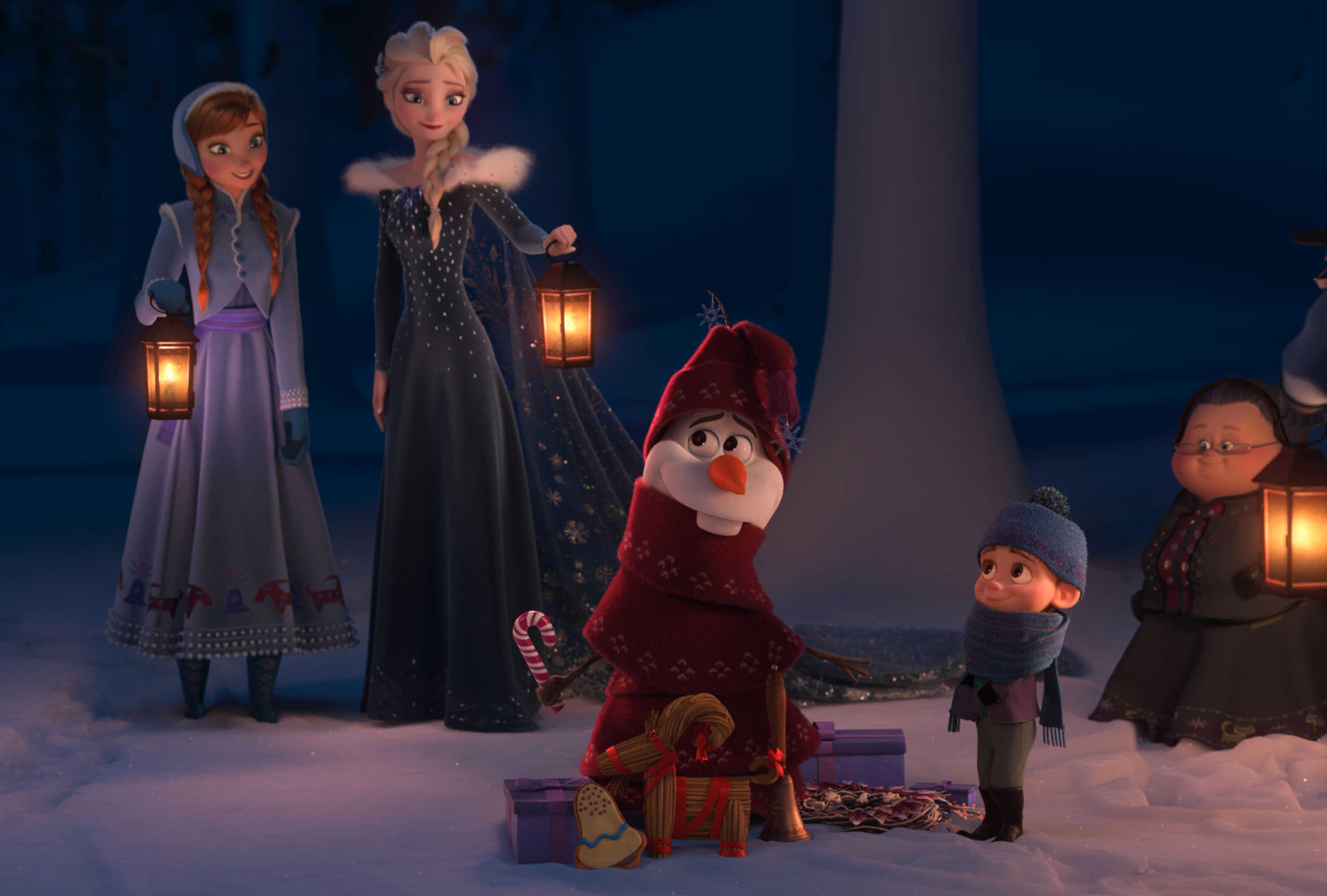 "ABC to Air ""Olaf's Frozen Adventure"" This Year After All"