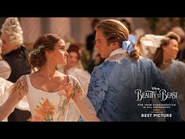 """Disney Releases Beauty and the Beast """"For Your Consideration"""" Trailer"""