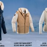 Columbia Sportswear Unveils Empire Strikes Back Collection