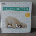 "Book Review — ""Welcome Little One: A Keepsake Baby Book"""