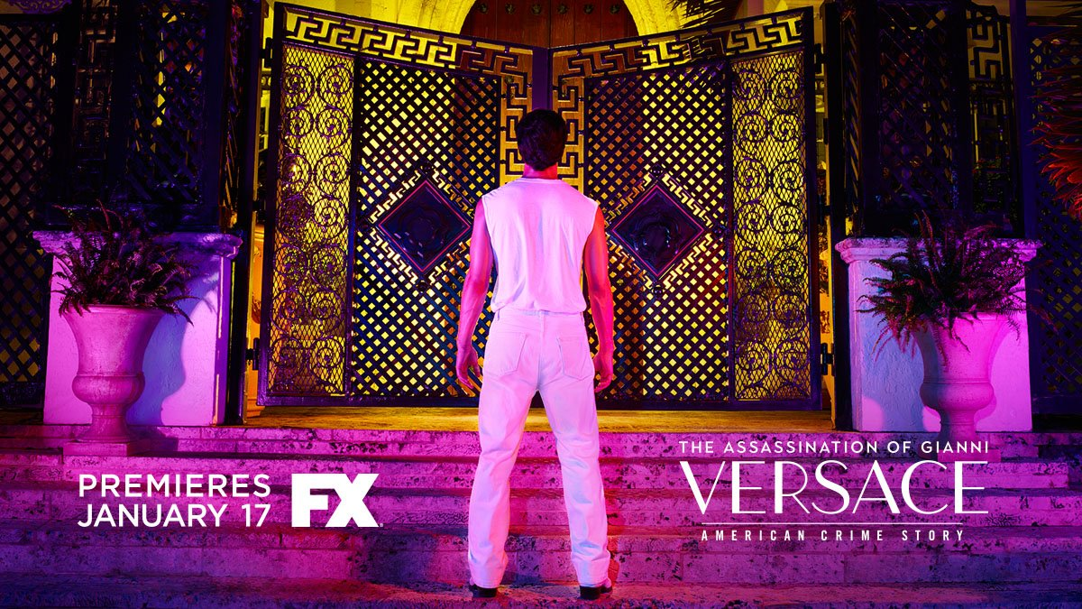 "TV Review — FX's ""American Crime Story: The Assassination of Gianni Versace"""