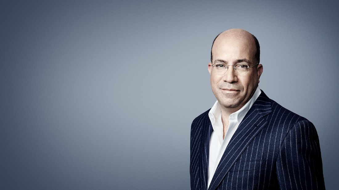 CNN's Jeff Zucker Reportedly Being Considered for ESPN Job