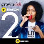 "Freeform Renews ""grown-ish"" for Sophomore Season"