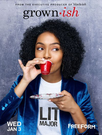TV Review: Grown-ish (a spin-off of Black-ish)