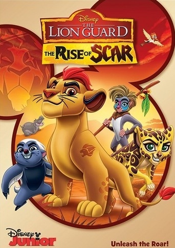 DVD Review - The Lion Guard: The Rise of Scar