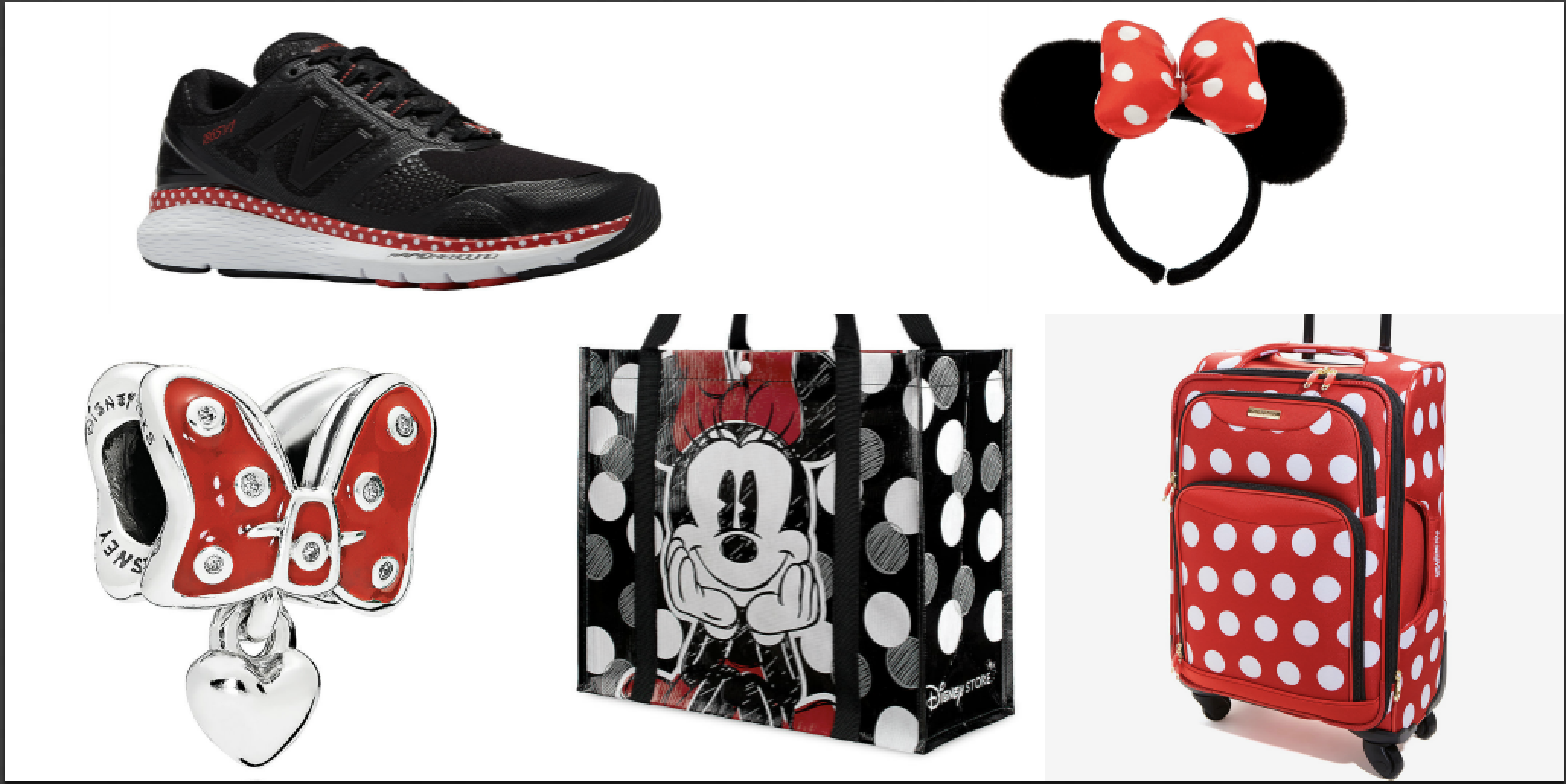 "Celebrate Minnie's Big Day and ""Rock the Dots"" with These Awesome Items"