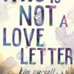"Book Review: ""This is Not a Love Letter"" by Kim Purcell"