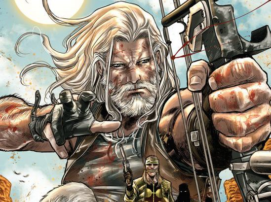 "Comic Review: ""Old Man Hawkeye #1"""