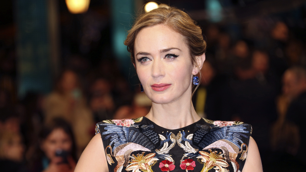 """Emily Blunt Reportedly Cast in Disney's """"Jungle Cruise"""""""