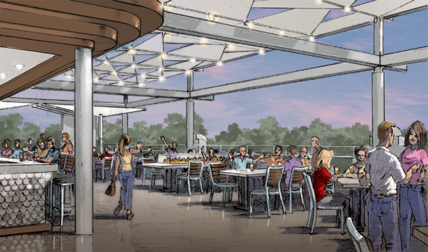 Ballast Point, Black Tap Craft Burgers & Beer, and More Coming to Downtown Disney