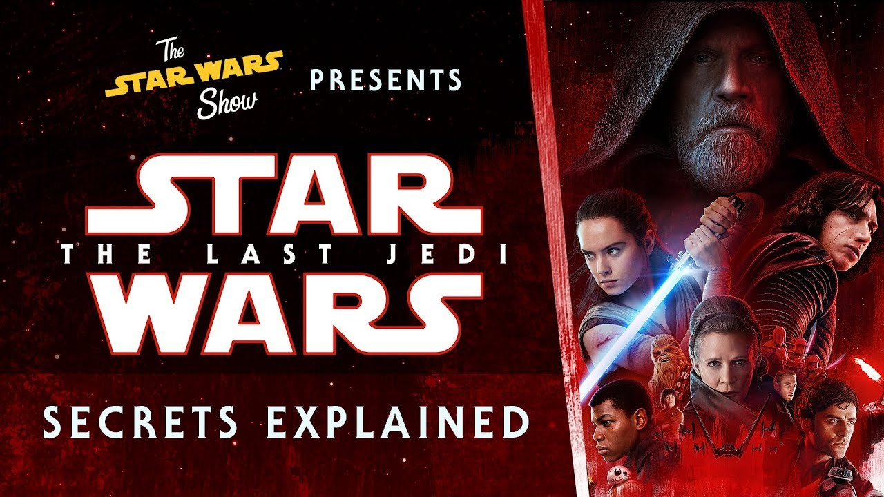 The Last Jedi Secrets, Trivia, and Easter Eggs Revealed