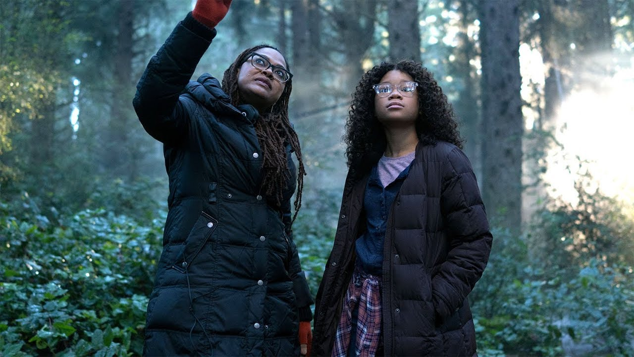 Behind-the-Scenes Look at Wrinkle In Time Debuts During NAACP Image Awards