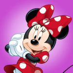 Minnie Celebrating 90th Anniversary with Star on Walk of Fame