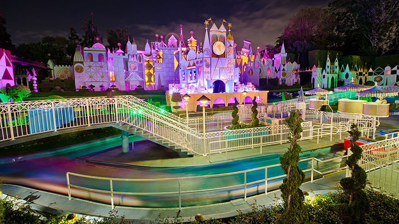 """Disneyland Making Changes to """"it's a small world"""" Area, Parade Route"""