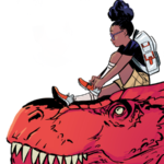 """Disney Reportedly Developing TV Series Adaptation of Marvel's """"Moon Girl and Devil Dinosaur"""""""