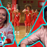 "Corbin Bleu Stops By Oh My Disney Show to Watch ""High School Musical"""