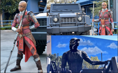 Disneyland Resort Update - Black Panther Meet and Greet, Celebrate Gospel, and More