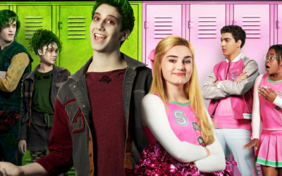 "TV Review: Disney Channel Original Movie ""Zombies"""