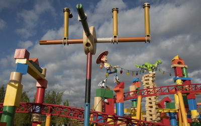 Toy Story Land FastPass+ Reservations Open, Hollywood Studios to Have Extended Hours