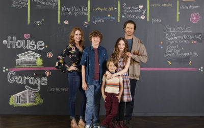 """TV Review: ABC's """"Splitting Up Together"""""""