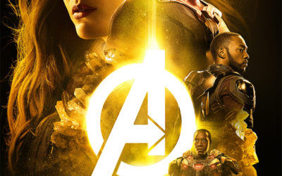 "Marvel Releases Five New Posters for ""Infinity War"""