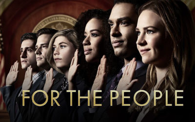 "TV Review: ABC's ""For the People"""