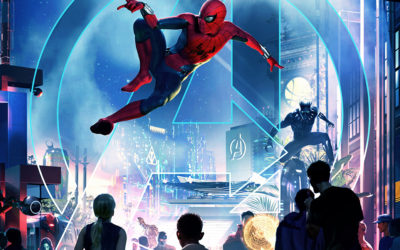 """Disney and Marvel Announce Marvel Area at Disney California Adventure, """"a bug's land"""" Closing This Summer"""