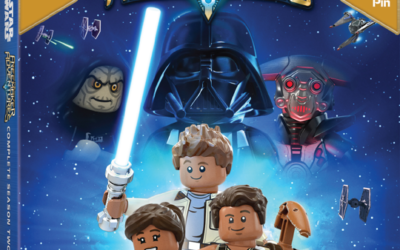 DVD Review - LEGO Star Wars: The Freemaker Adventures Season Two