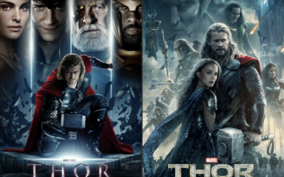 Mouse Madness 5: Opening Round — THOR-igins