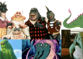 Quiz: Can You Name These Green Disney Characters?