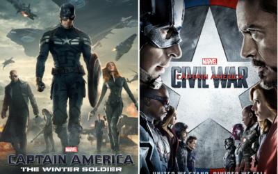 Mouse Madness 5: Round 2 — The Winter Soldier vs. Civil War