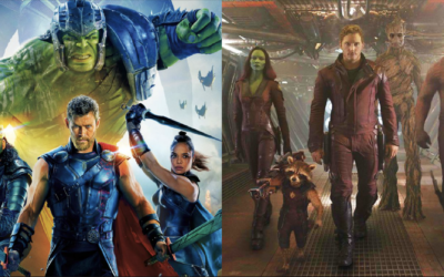 Mouse Madness 5: Final Four Thor: Ragnarok vs. Guardians of the Galaxy