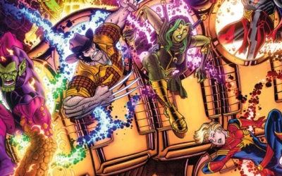 "Comic Review – ""Infinity Countdown #1"""