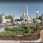 Explore 11 Areas in the Disney Parks with Google Maps Street View
