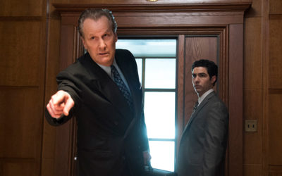 "TV Review: Hulu's ""The Looming Tower"""